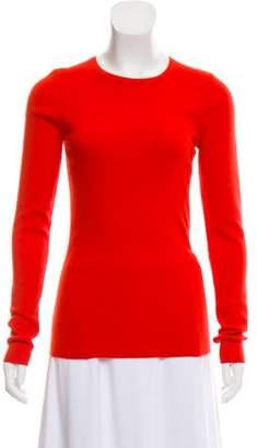 Diane von Furstenberg Merino Wool Cutout Sweater