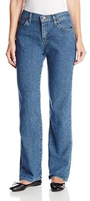 Lee Women's Relaxed Fit Straight Leg Jean