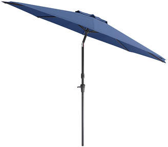 Asstd National Brand CorLiving Wind Resistant Tilting Patio Umbrella