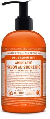 Dr. Bronner's Organic Tea Tree Sugar Soap
