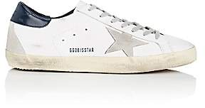 Golden Goose Men's Superstar Leather Sneakers - White