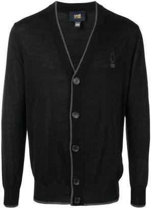 Class Roberto Cavalli V-neck button cardigan