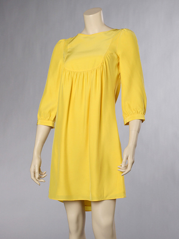 Loeffler Randall Bib Dress