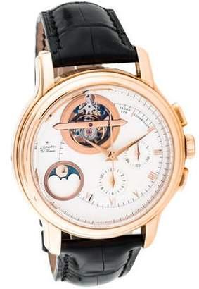 Zenith Chronomaster Tourbillon Watch