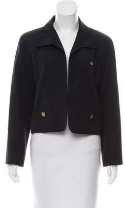 Saint Laurent Open-Front Jacket