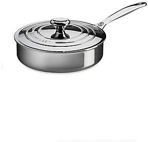 Le Creuset 3-Quart Stainless Steel Sauté Pan