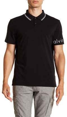 Calvin Klein V-Neck Polo