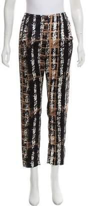Zero Maria Cornejo Silk Mid-Rise Pants w/ Tags