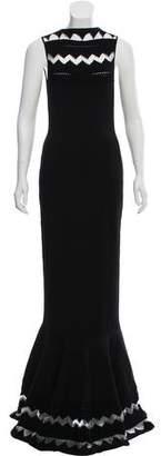Vicedomini Sleeveless Maxi Dress