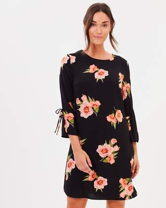 Dorothy Perkins Dahlia Floral Shift Dress