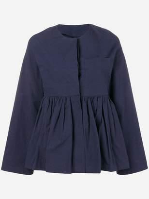 Sara Lanzi fitted peplum jacket