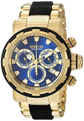 Invicta Men's 'Specialty' Quartz Stainless Steel Watch
