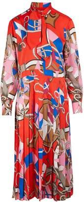 MSGM Nautical dress
