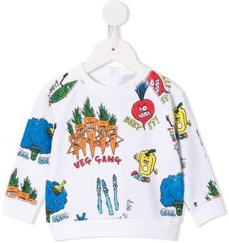 Stella McCartney Veg Gang sweatshirt
