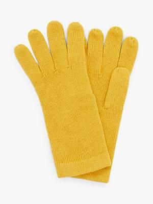 John Lewis & Partners Plain Knitted Gloves