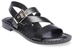 Steve Madden Steven by Caio Leather Sandals