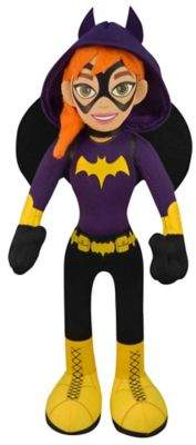 Bleacher Creatures DC ComicsTM Superhero Girls: Batgirl Plush Figure