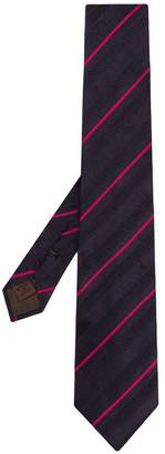 Church's diagonal print tie