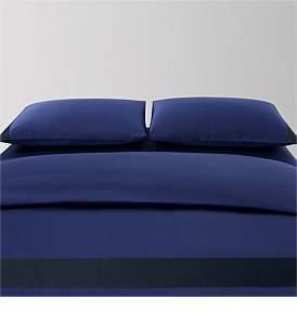 Calvin Klein Joan Cobalt/Black Standard Pillow Case 50 x 75