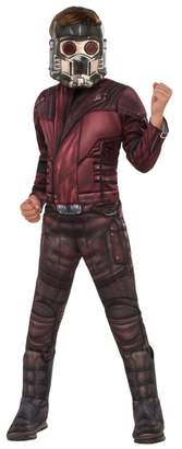 Rubie's Costume Co Masquerade Guardians of the Galaxy - Star Lord Deluxe Costume - Small