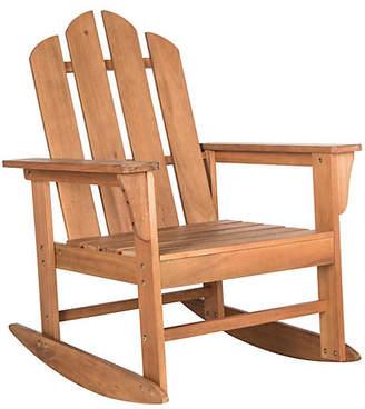 One Kings Lane Outdoor Moreno Rocking Chair - Natural