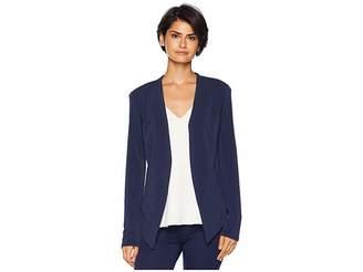 BCBGeneration Tuxedo Blazer with Welts Women's Jacket