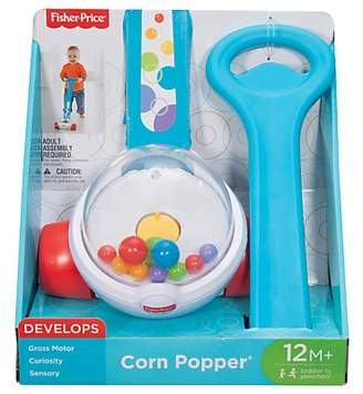 Fisher-Price Develops Corn Popper Push Along