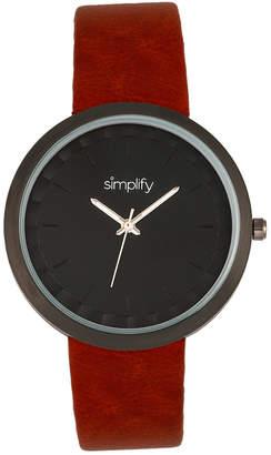 Simplify Unisex The 6000 Watch
