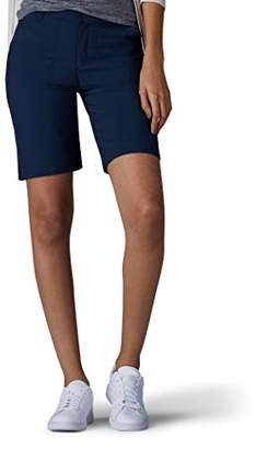 Lee Women's Relaxed Fit Performance Rhodes Bermuda Short