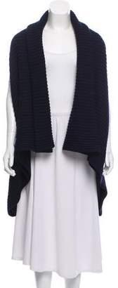 The Row Wool Sleeveless Cardigan