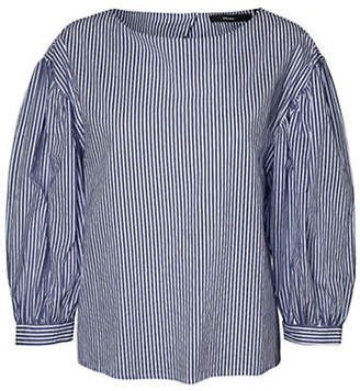 Vero Moda Minnie Striped Cotton Top