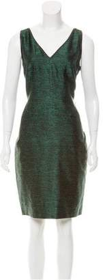 Jason Wu Sheath Sleeveless Dress