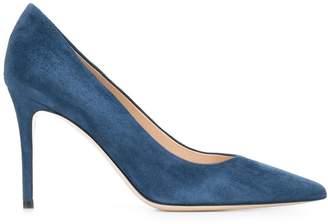 Deimille pointed high heel pumps