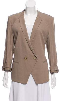 Helmut Lang Structured Double-Breasted Blazer
