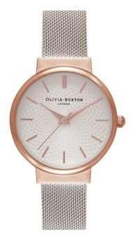 Olivia Burton The Hackney Rose Goldtone Watch