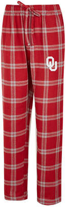 Concepts Sport Men's Oklahoma Sooners Homestretch Flannel Pajama Pants