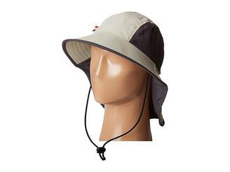 San Diego Hat Company OCM4622 Lightweight Outdoor Hat with Perforated Crown Inset, and Adjustable Chin Corn and Neck Flap