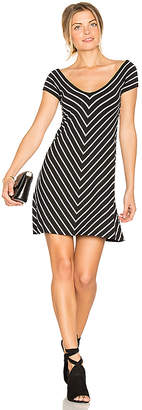 Bailey 44 Endurance Reversible Dress in Black $178 thestylecure.com