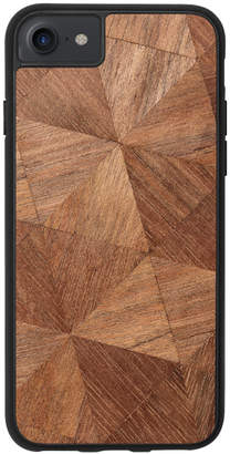 "Tarxia Hand-Crafted Wood Inlay iPhone Case ""Coveil"""