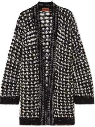 Missoni Wool-blend Cardigan - Black