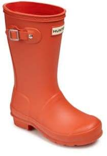 Hunter Kid's Mid-Calf Rain Boots