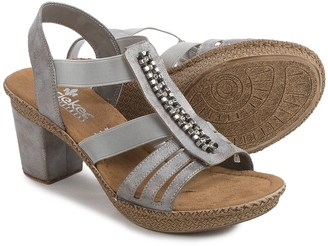 Rieker Rabea 84 Sandals - Vegan Leather (For Women) $49.99 thestylecure.com