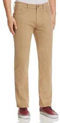 Mavi Jeans Zach Stretch Twill Straight Fit Pants