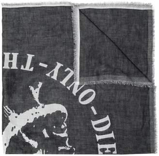 Diesel Smoika scarf