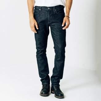 DSTLD Skinny-Slim Jeans in Dark Wash