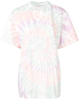Stella McCartney oversized tie-dye T-shirt