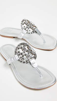 967a2b42a7da03 Free Shipping   Free Returns at shopbop.com · Tory Burch Miller Embellished  Sandals