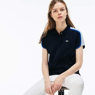 Lacoste Women's Latitude Made in France Pique Polo