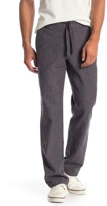 Perry Ellis Lindn Blend Drawstring Pants