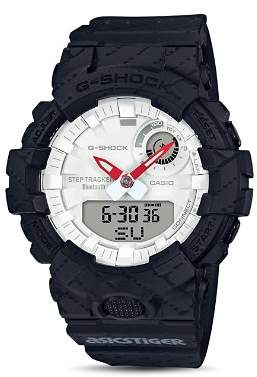 G-Shock Limited Edition Asics Tiger Smartwatch, 48.6mm